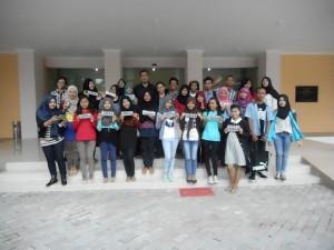 prodi batik fsrd isi surakarta fashion show-e