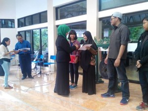 TOEFL ISI Surakarta the best